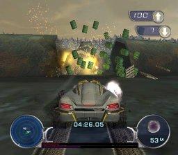 Spy Hunter 2 (PS2)  © Midway 2003   2/3
