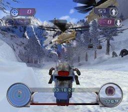 Spy Hunter 2 (PS2)  © Midway 2003   3/3