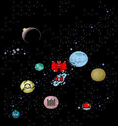 Wonder Planet (ARC)  © Data East 1987   4/4