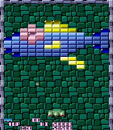 Gigas (ARC)  © Sega 1986   3/3