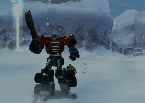 Transformers (2004) (PS2)  © Atari 2004   5/6