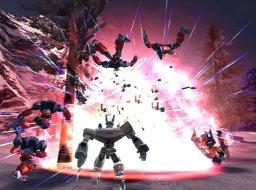 Transformers (2004) (PS2)  © Atari 2004   3/6