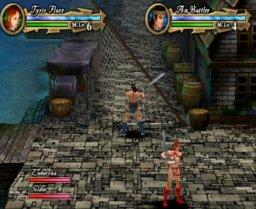 Golden Axe (PS2)  © Sega 2003   1/3