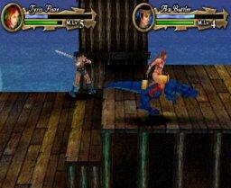 Golden Axe (PS2)  © Sega 2003   3/3