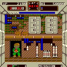 Combat Hawk (ARC)  © Sega 1987   3/3
