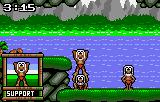 Dinolympics (LNX)  © Atari Corp. 1992   2/3