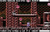Ninja Gaiden III: The Ancient Ship Of Doom (LNX)  © Tecmo 1991   2/4