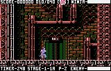 Ninja Gaiden III: The Ancient Ship Of Doom (LNX)  © Tecmo 1991   3/4