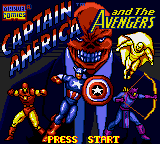 Captain America And The Avengers (GG)  © Mindscape 1993   1/3