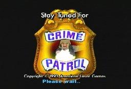 Crime Patrol (3DO)  © American Laser Games 1993   1/3