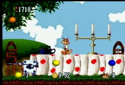 Bubsy In Fractured Furry Tales (JAG)  © Atari Corp. 1994   3/3