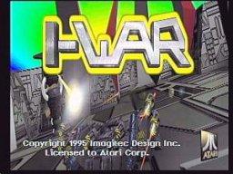 I-War (JAG)  © Atari Corp. 1995   1/8