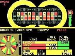 Wheel Of Fortune (MCD)  © Sony 1994   1/3