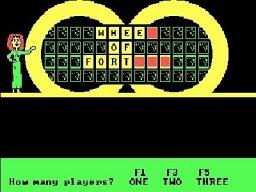 Wheel Of Fortune (MCD)  © Sony 1994   3/3