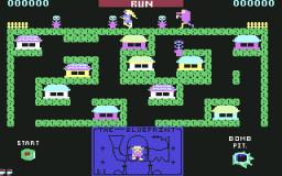 Blue Print (C64)  © Commodore 1983   2/3