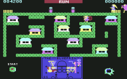 Blue Print (C64)  © Commodore 1983   3/3