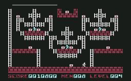 Lode Runner (C64)  © Brøderbund 1983   3/3