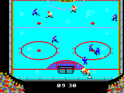 Championship Hockey (SMS)  © U.S. Gold 1994   3/3