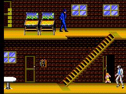 Moonwalker (Sega) (SMS)  © Sega 1989   3/3