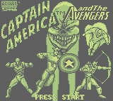Captain America And The Avengers (GB)  © Mindscape 1994   1/3
