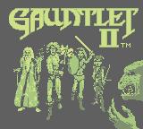 Gauntlet II (GB)  © Mindscape 1991   1/3