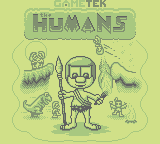The Humans (GB)   © GameTek 1992    1/3