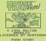 Mouse Trap Hotel (GB)  © Electro Brain 1992   1/3