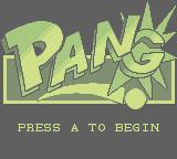 Pang (GB)  © Hudson 1993   1/3