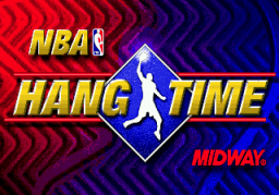 NBA Hang Time (SMD)  © Midway 1996   1/3