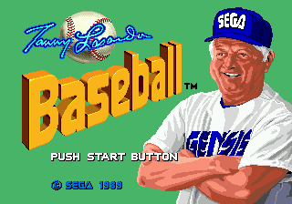 Super League (SMD)  © Sega 1989   7/9