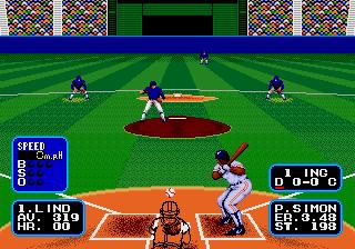 Super League (SMD)  © Sega 1989   8/9