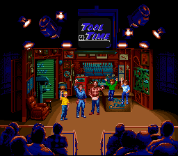 Home Improvement (SNES)   © Absolute 1994    2/3