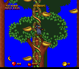 Snow White: Happily Ever After (SNES)  © ASC Games 1994   3/3