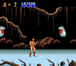 Altered Beast (PCCD)   © Interchannel 1989    4/4