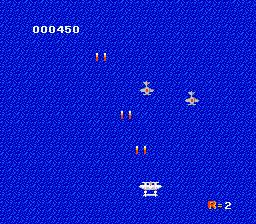 1942 (NES)  © Capcom 1985   2/3