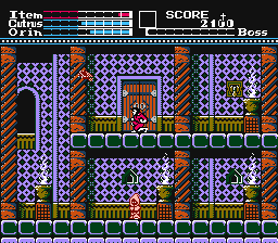 8 Eyes (NES)  © Taxan 1988   3/3