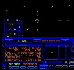 Destination Earthstar (NES)  © Acclaim 1990   3/3