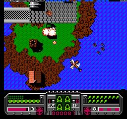 Fire Hawk  © Players 1987  (NES)   2/3
