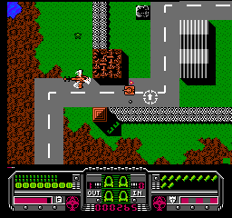 Fire Hawk  © Players 1987  (NES)   3/3