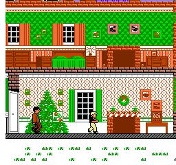 Home Alone (NES)  © THQ 1991   2/3