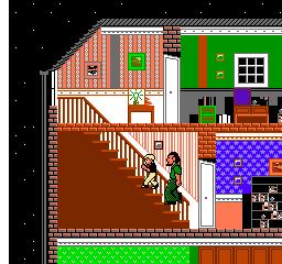Home Alone (NES)  © THQ 1991   3/3