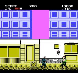 Shinobi (NES)  © Tengen 1989   2/3