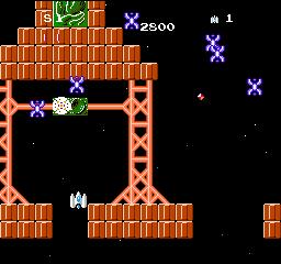 Star Soldier (NES)  © Taxan 1986   3/3
