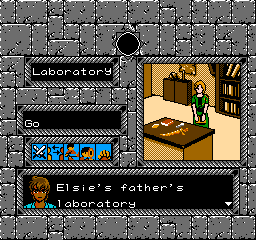 Tombs & Treasure (NES)  © Infocom 1988   2/3