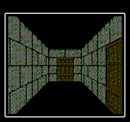 Wizardry: Proving Grounds Of The Mad Overlord (NES)  © ASCII 1987   3/3