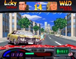 Lucky & Wild (ARC)  © Namco 1993   3/3