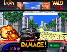 Lucky & Wild (ARC)  © Namco 1993   2/3