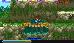 Willow (ARC)  © Capcom 1989   2/8