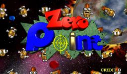 Zero Point (ARC)  © Unico 1998   1/4