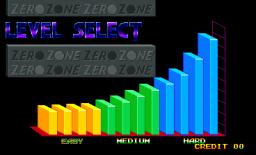 Zero Zone (ARC)  © Comad 1993   2/3